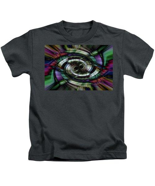 Light Abstract 6 Kids T-Shirt