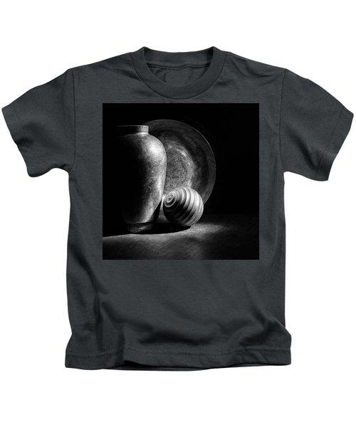 Light And Shadows Kids T-Shirt