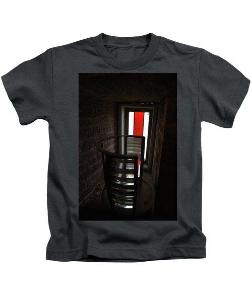 Light Lens Kids T-Shirt