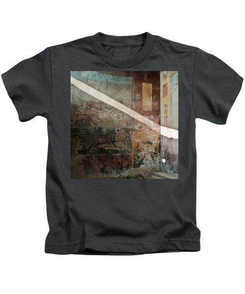 Light On The Past Kids T-Shirt