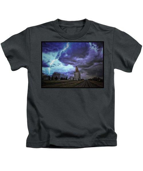 Lightening Track Kids T-Shirt