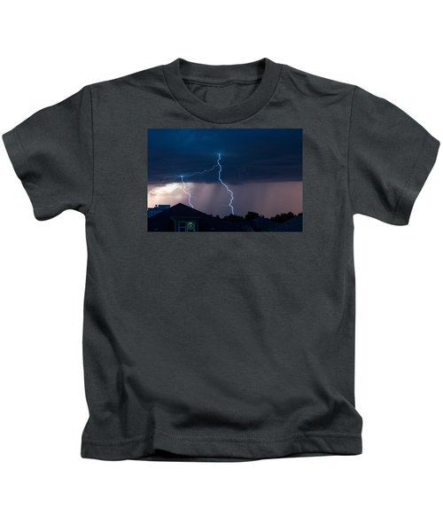 Lightning 2 Kids T-Shirt