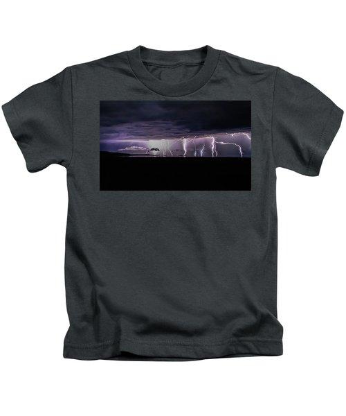 Fingers Of God Kids T-Shirt