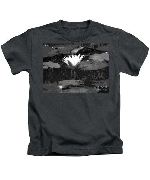 Lily Of The Lake Kids T-Shirt