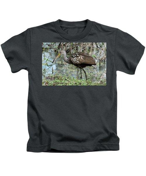 Limpkin Kids T-Shirt