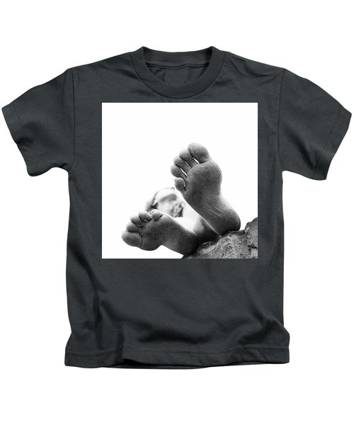 Lines #8234 Kids T-Shirt