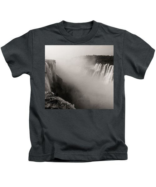 Liquid Mordor Kids T-Shirt