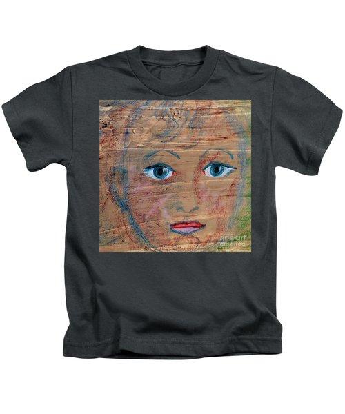Little Boy Blue Kids T-Shirt