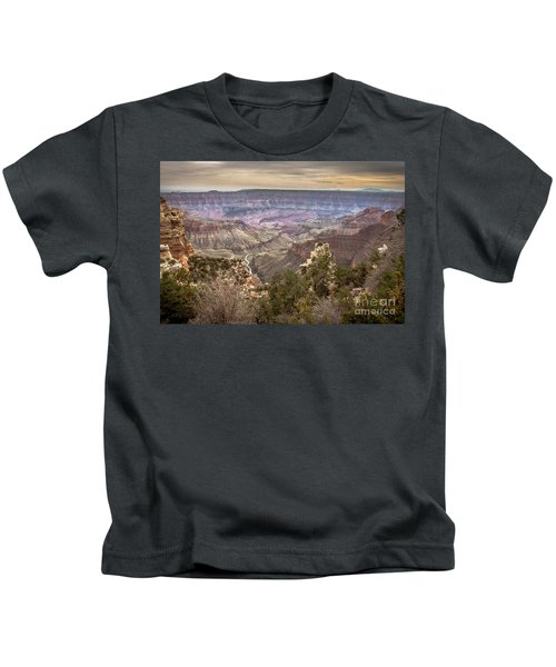 Living Delta To The Rim Kids T-Shirt