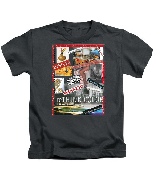 Living In Style Kids T-Shirt