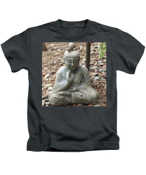 Lizard Zen Kids T-Shirt