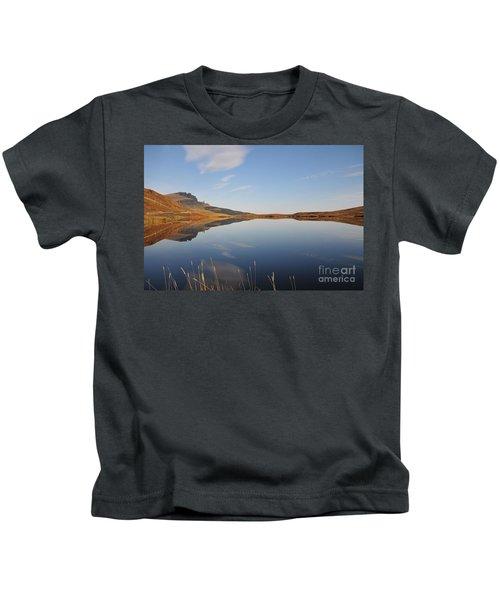 Loch Leatham Kids T-Shirt