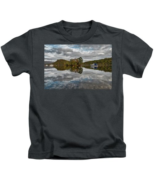 Loch Lomond At Aldochlay Kids T-Shirt