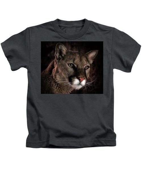 Locked Onto Prey Kids T-Shirt