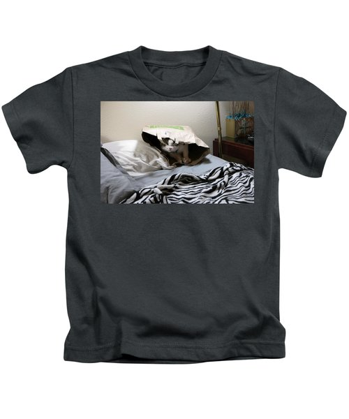 Lois's Favorite Cat Picture In The Whole Wide World Kids T-Shirt