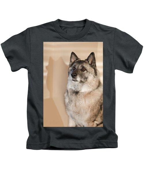 Loki Sepia Kids T-Shirt
