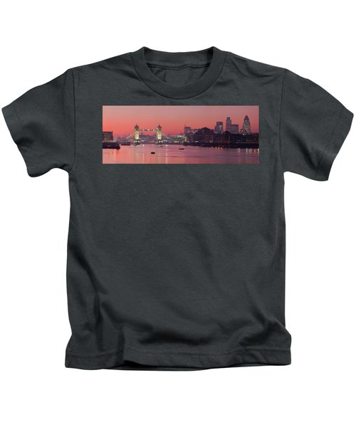 London Thames Kids T-Shirt