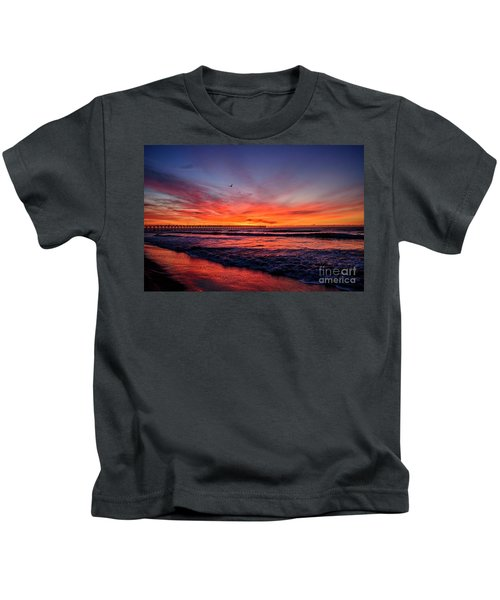 Lone Gull Kids T-Shirt