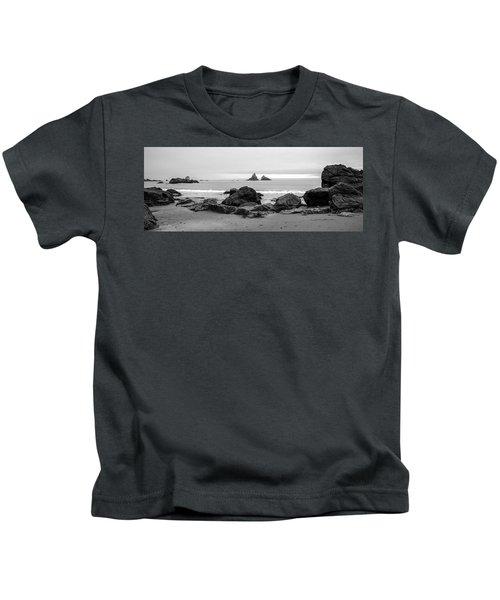 Lone Ranch Beach Kids T-Shirt