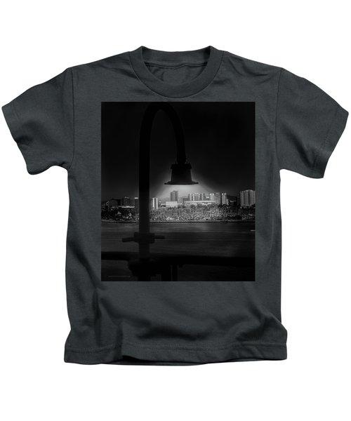 Long Beach Noir Kids T-Shirt