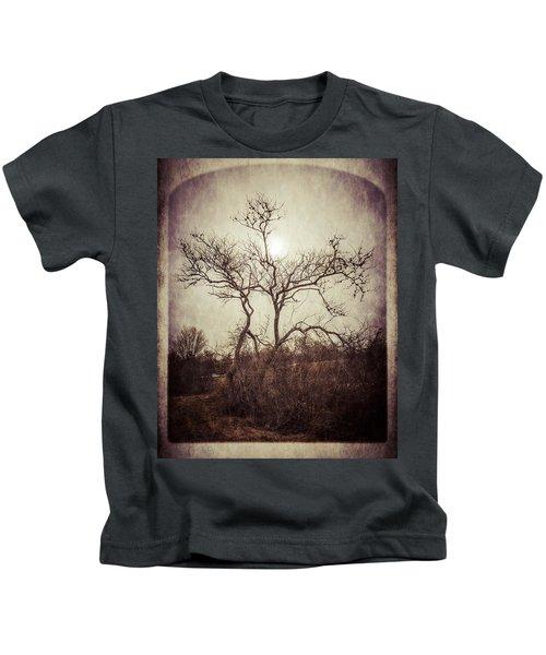Long Pasture Wildlife Perserve 2 Kids T-Shirt