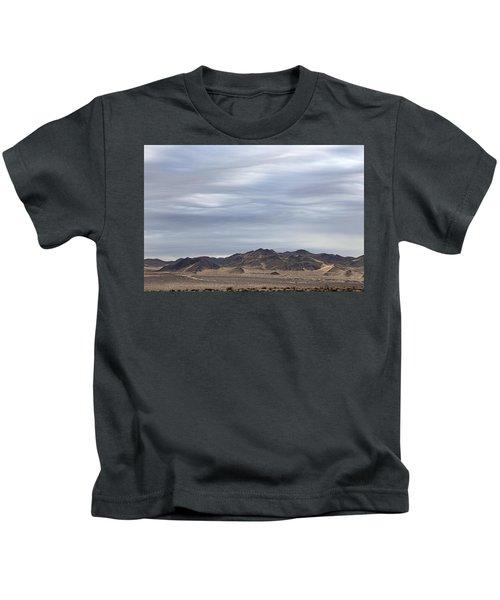 Look Into Sky Kids T-Shirt