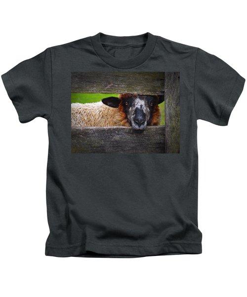 Lookin At Ewe Kids T-Shirt