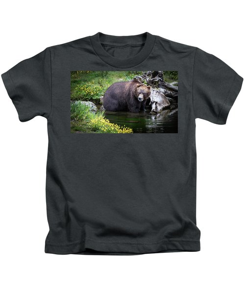 Looking For Dinner Kids T-Shirt