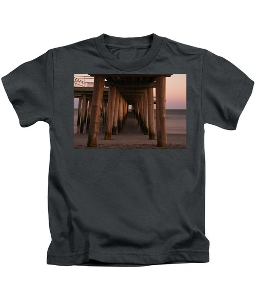 Looking Into Infinity Kids T-Shirt