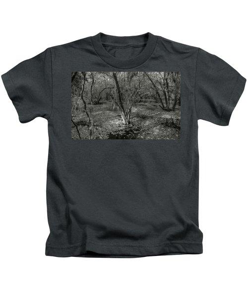 Loop Road Swamp #3 Kids T-Shirt