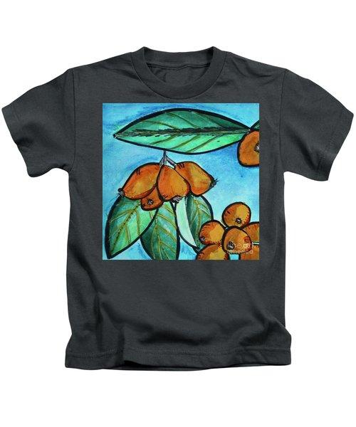 Loquats I Kids T-Shirt