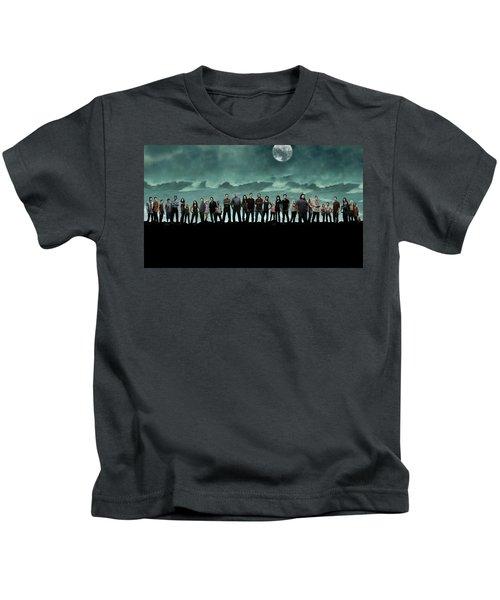 Lost 2004 Kids T-Shirt