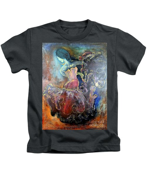 Lost In The Motion Kids T-Shirt