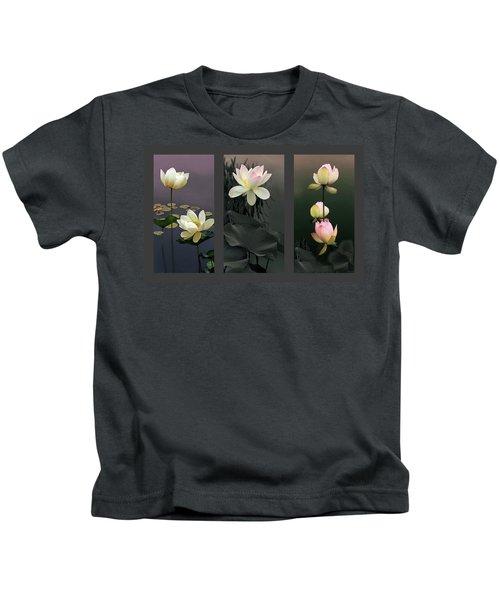 Lotus Collection II Kids T-Shirt