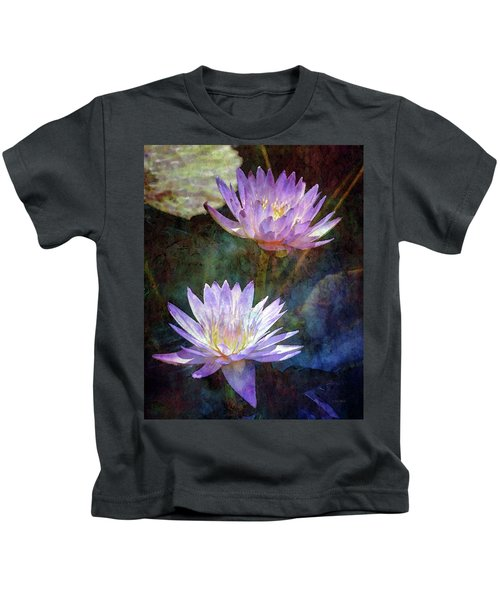 Lotus Reflections 2980 Idp_2 Kids T-Shirt