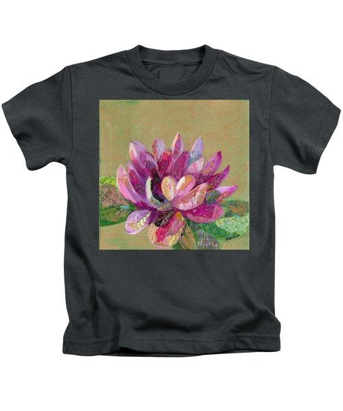 Lotus Series II - 4 Kids T-Shirt