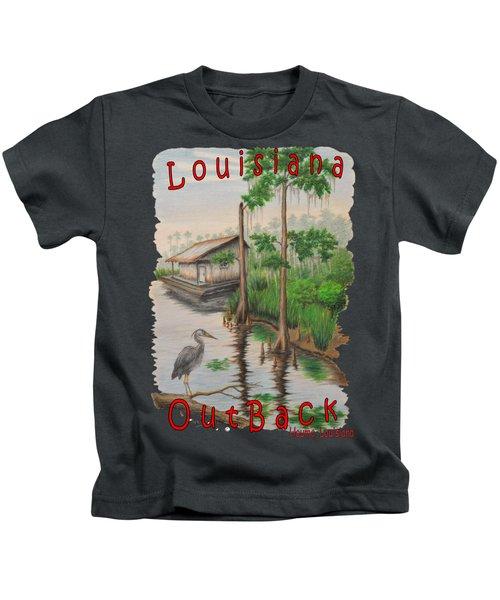 Louisiana Outback Kids T-Shirt