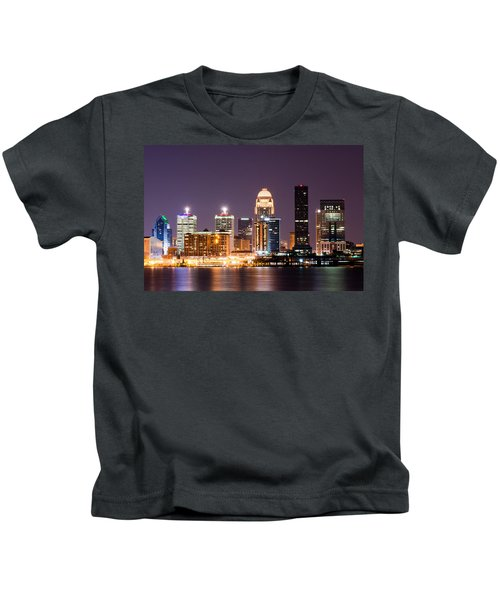 Louisville 1 Kids T-Shirt