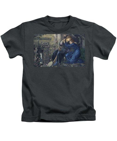 Love Among The Ruins Kids T-Shirt