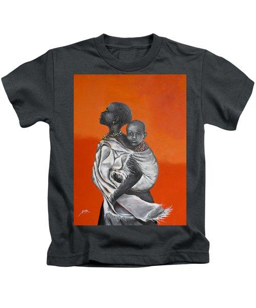 Love Carries Kids T-Shirt