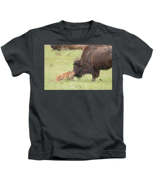 Love My Mama Kids T-Shirt