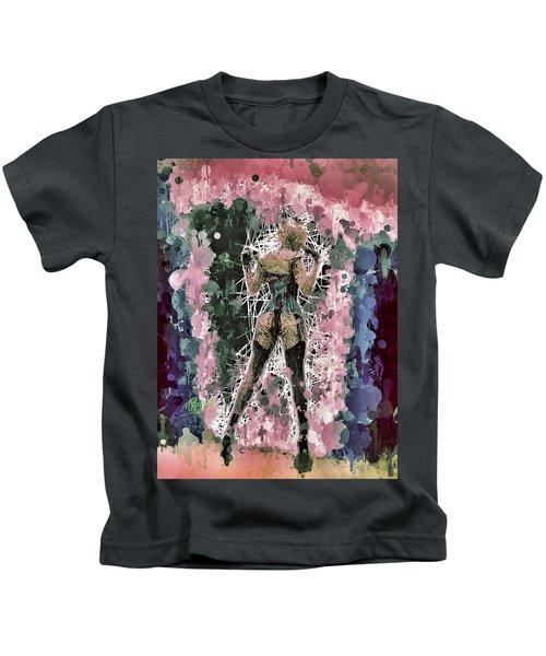 Lovely Silhouette Kids T-Shirt