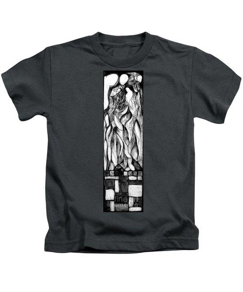 Loves Pedestal Kids T-Shirt