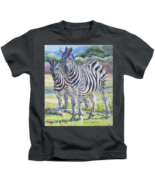 Lucky Stripes Kids T-Shirt
