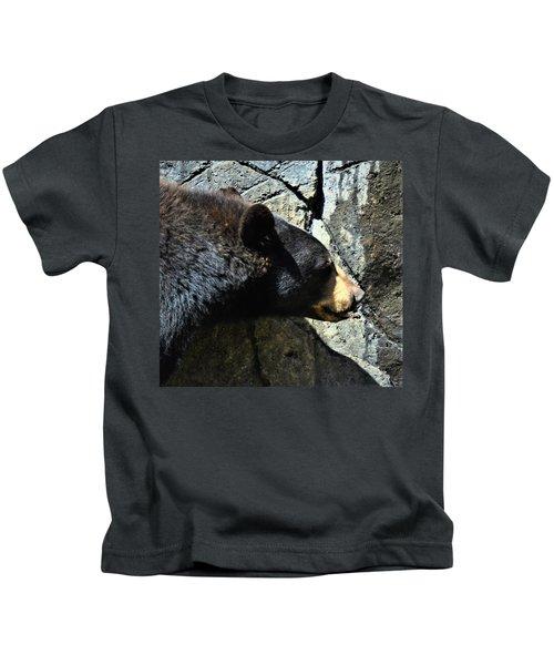 Lumbering Bear Kids T-Shirt