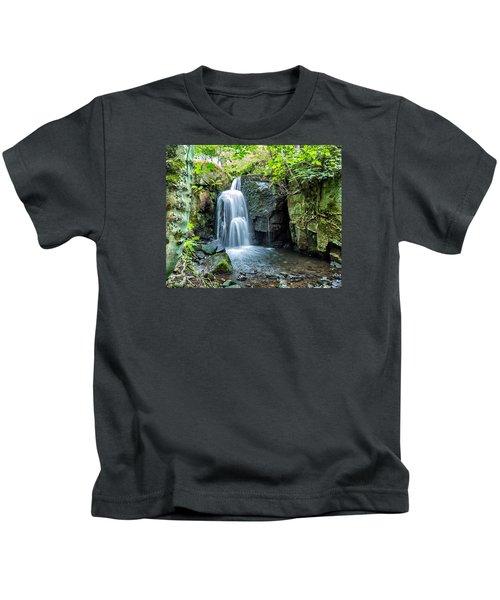 Lumsdale Falls Kids T-Shirt