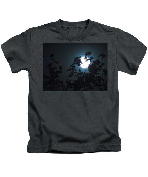 Luner Leaves Kids T-Shirt