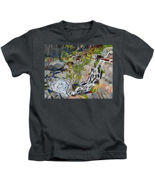 Lyn Hairpin Kids T-Shirt