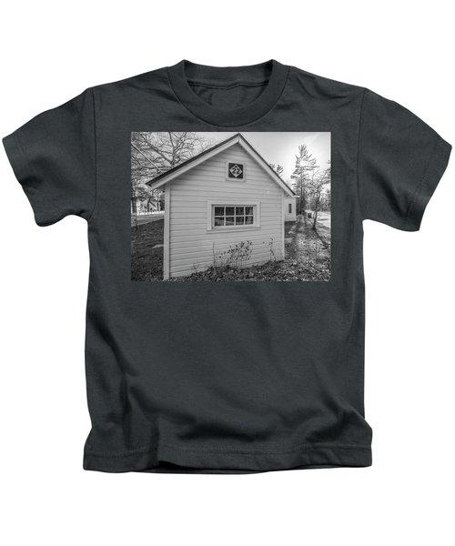 M22 Shed Kids T-Shirt