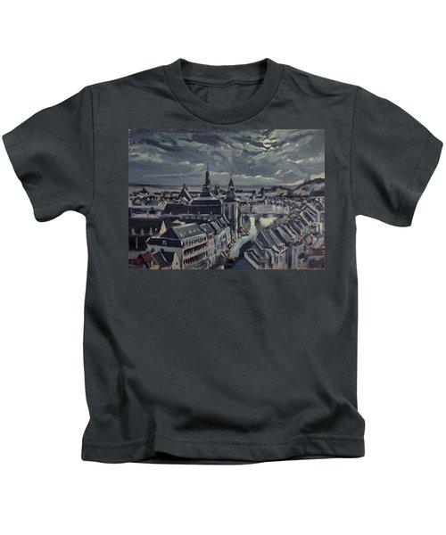 Maastricht By Moon Light Kids T-Shirt